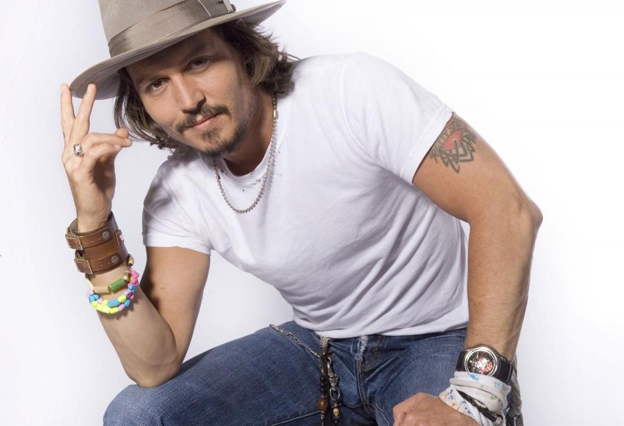 Johnny Depp pisze piosenki ze Stevenem Tylerem