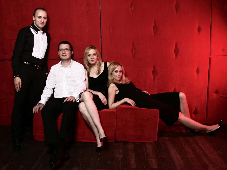 Royal String Quartet bez kompleksów