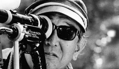 Akira Kurosawa na planie