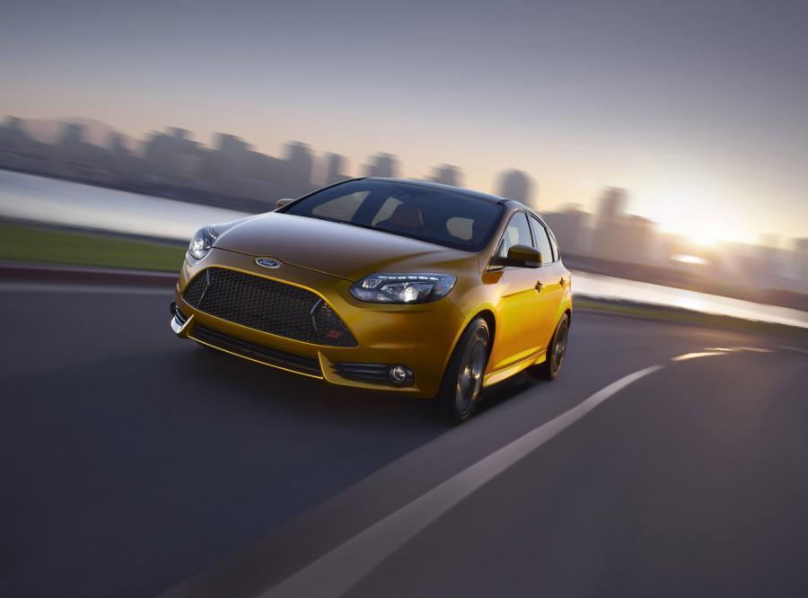 Ford focus ST gwiazdą nowego filmu