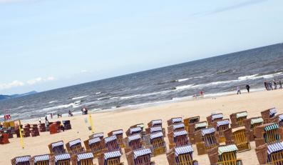 Polaków odstrasza od Bałtyku fatalna pogoda