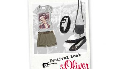 Jak się ubrać na festiwal? Propozycje stylizacji z kolekcji s.Oliver