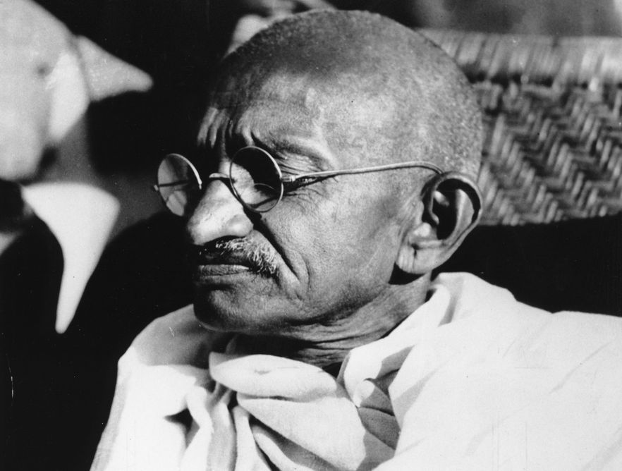 Z muzeum zniknęły słynne lenonki Mahatmy Gandhiego
