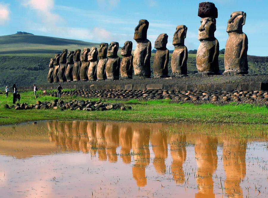 Rapa Nui, czyli Wyspa Wielkanocna