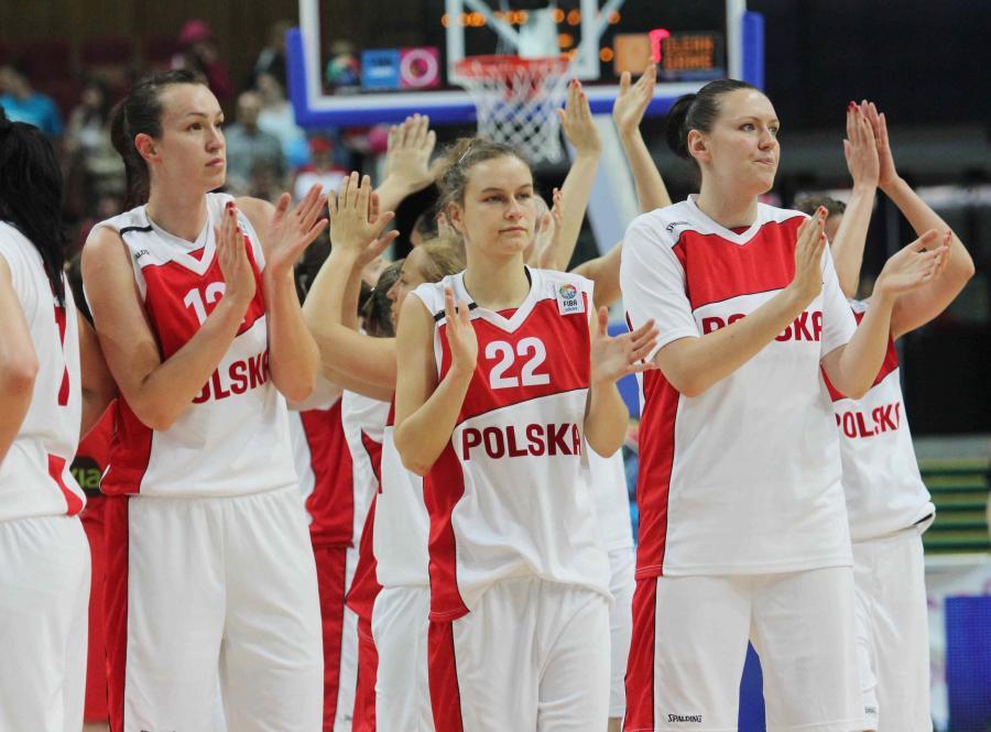 Plan polskich koszykarek na wtorek: Masaż, lód i trening