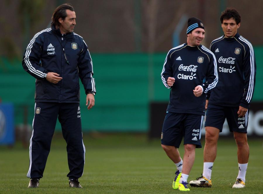 Copa America - bajeczny skład Argentyny