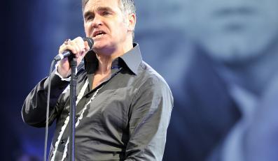 Morrissey na Glastonbury: Postaram się śpiewać najszybciej, jak umiem, wiem, że czekacie na występ U2