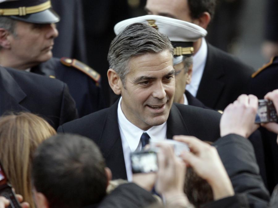 Film George\'a Clooneya otworzy Wenecję