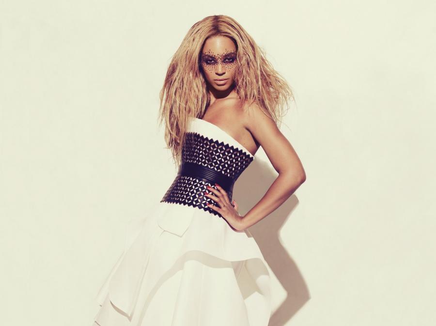 Beyoncé inaczej rządzi światem