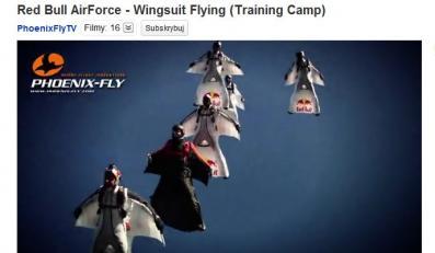 Kombinezon plus skrzydła - sposób na jeszcze dłuższy lot