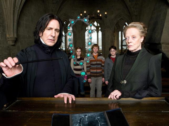 """4. """"Harry Potter i Książę Półkrwi"""" –koszty produkcji: 250000000 dolarów"""