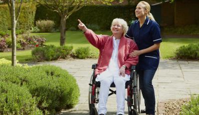 Zawody przyszłości - opieka nad starszymi