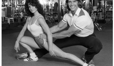 Już jako dziewiętnastolatek mógł poszczycić się bicepsami o obwodzie 50cm