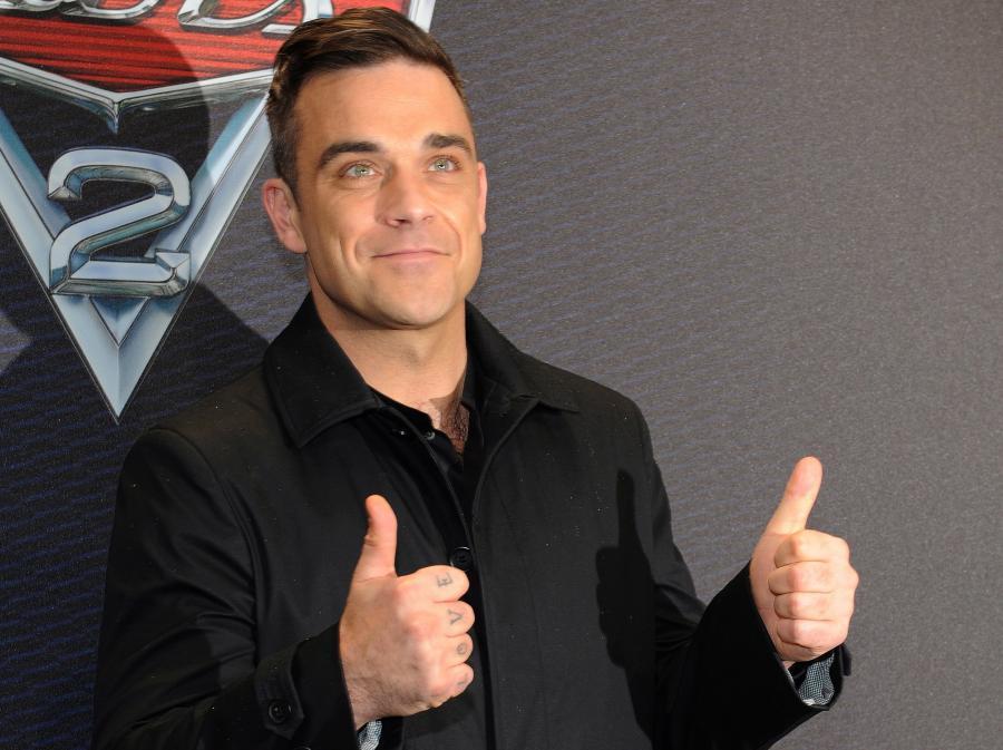 Póki co, Robbie Williams zostaje z Take That