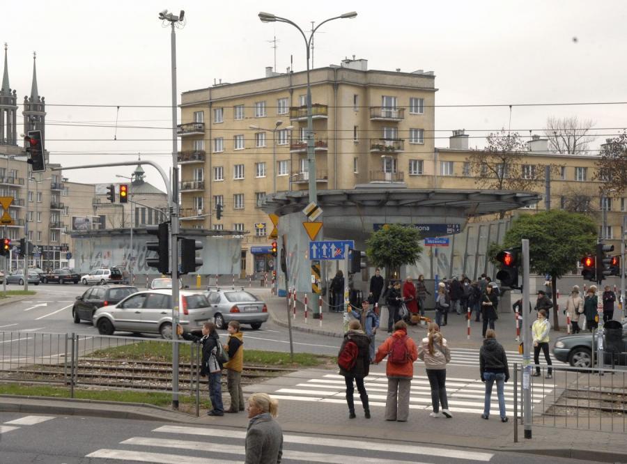 Plac Wilsona w Warszawie