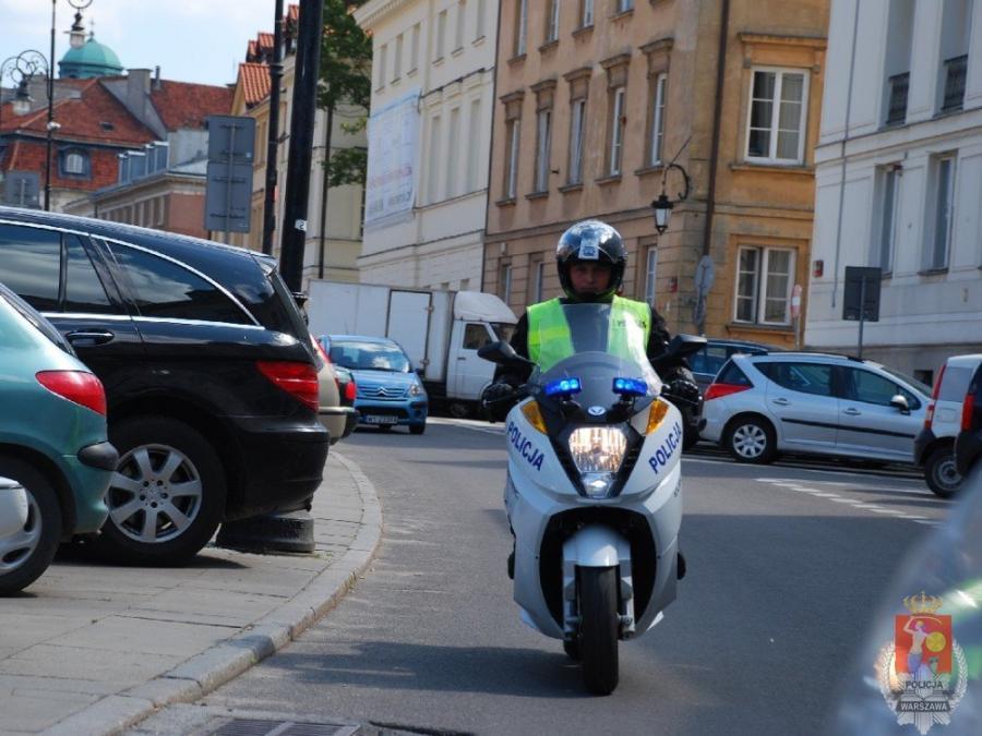Polska policja jak gliniarze z Las Vegas. Oto niezwykły eksperyment