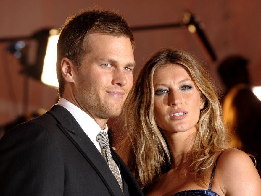 Gisele Bundchen i Tom Brandy najbogatszą parą świata