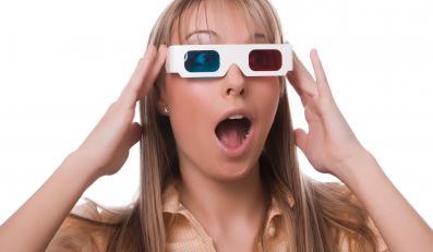 Oglądanie filmów 3D może powodować ból oczu i głowy