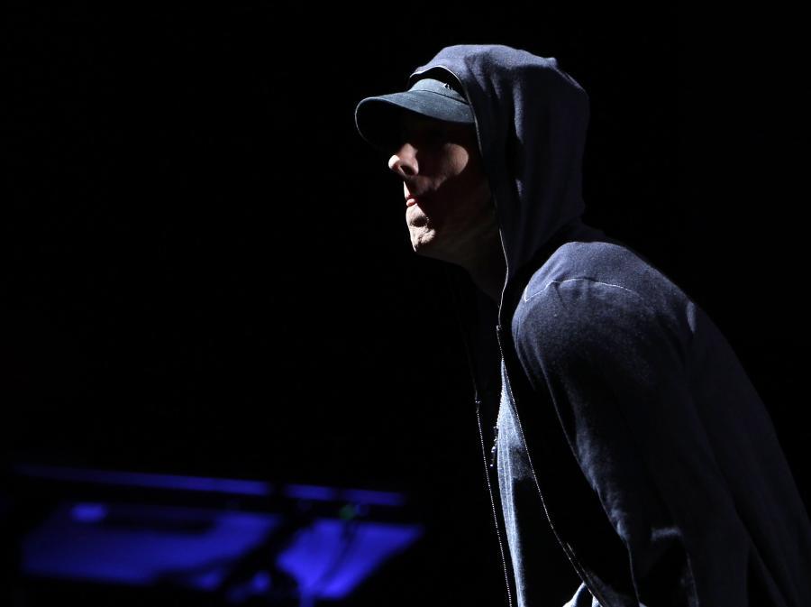Eminem pokonał m.in. Jaya-Z i Lil Wayne\'a