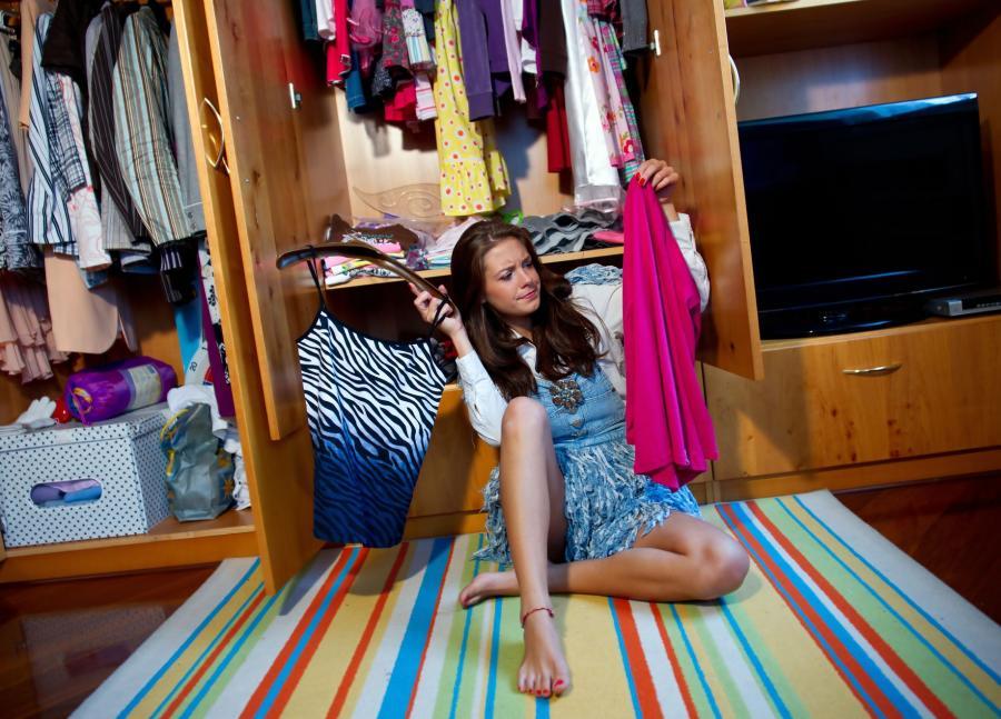 Kobiece szafy pękają w szwach, co nie zmienia faktu, że wciąż \