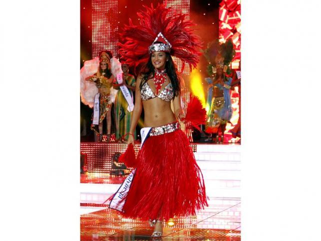 Finał Miss Supranational 2011 – kandydatki w strojach narodowych