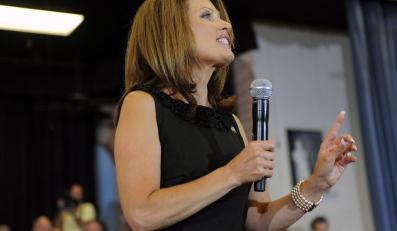 Bachmann: Huragan był apelem Boga do polityków