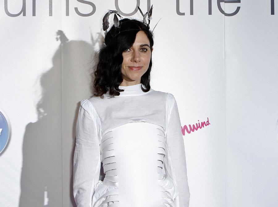 PJ Harvey na gali Mercury Prize