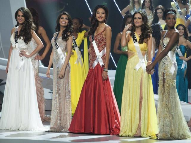 Oto najpiękniejsza kobieta Wszechświata! Zobacz zdjęcia Miss Universe 2011