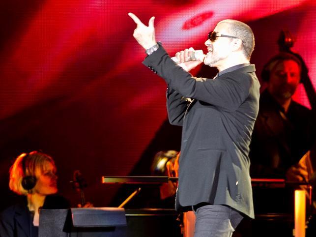 George Michael we Wrocławiu