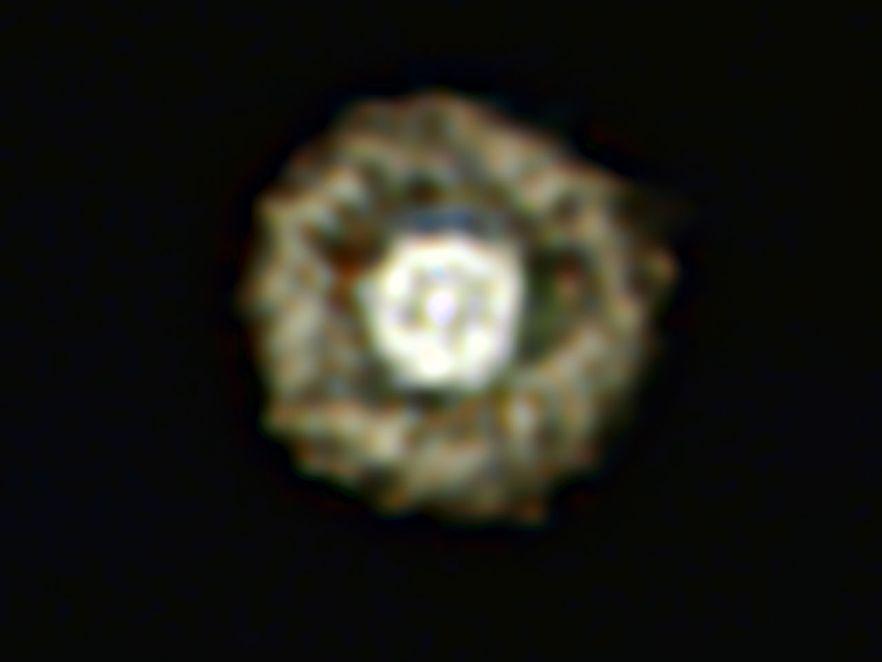 Mgławica, która przypomina sadzone jajo, fot: eso.org