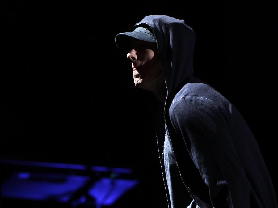 "4. Eminem – ""Lose Yourself"""