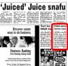 """Artykuł na temat tragedii znalazł się także na stronach """"New York Post"""""""