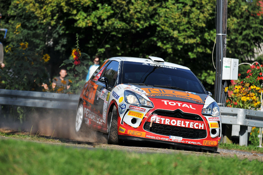 W stawce zobaczymy także świeżo upieczonego Mistrza Polski w grupie R i Citroean Racing Trophy – Janka Chmielewskiego w Citroenie DS3R3