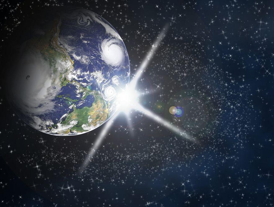 Pierwsi kosmiczni turyści polecą w 2013 roku
