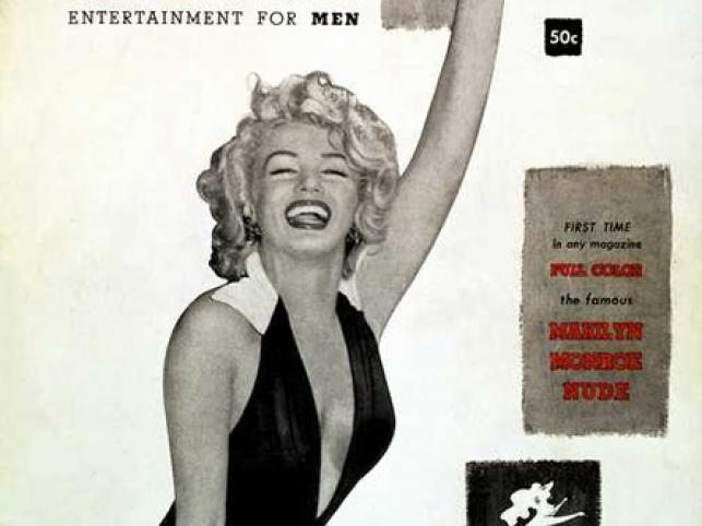 Playboy to najsłynniejszy na świecie magazyn dla mężczyzn. Na okładce pierwszego numeru z grudnia 1953 pojawiła się sama Marilyn Monroe