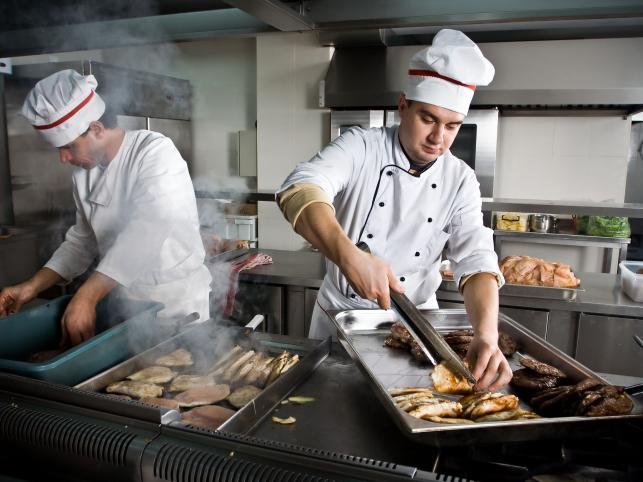 Zawody zagrożone bezrobociem - kucharz