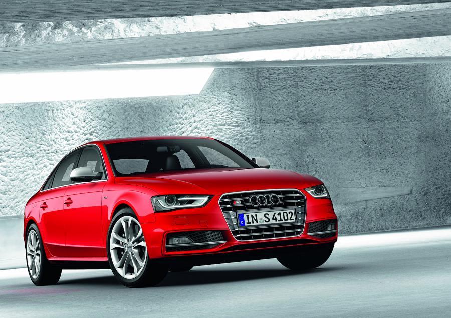 Nowe Audi S4
