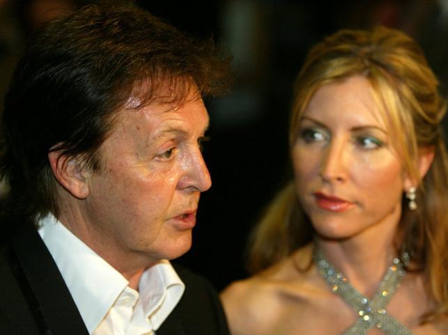 Brytyjczycy nie lubili drugiej żony Paula McCartneya. On też Heather Mills nie lubił, ale musiał jej zapłacić po rozwodzie 48,6 miliona dolarów.