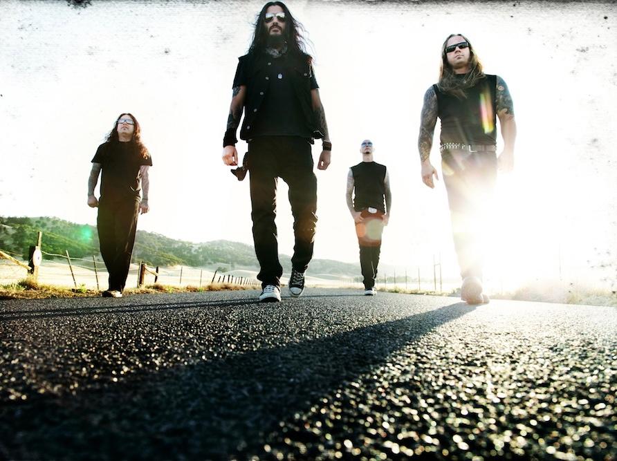 Machine Head nie zwalnia tempa