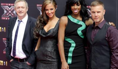 Jury brytyjskiego X Factor