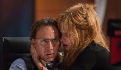 "Nicole Kidman i Nicolas Cage w ""Anatomii strachu"""