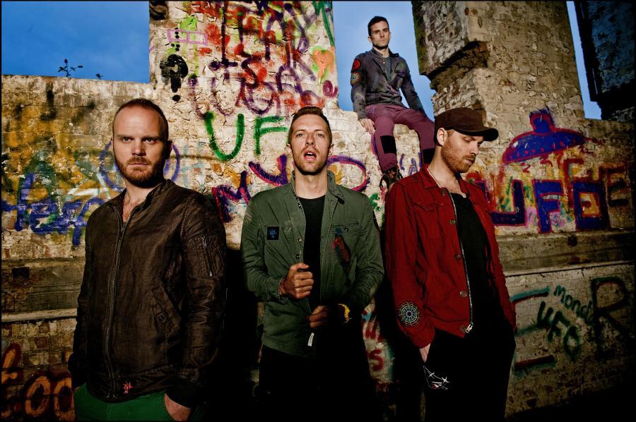 Coldplay życzy wesołych świąt