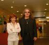 Rockman Grzegorz Markowski i jego żona Krystyna. Razem od... 38 lat!