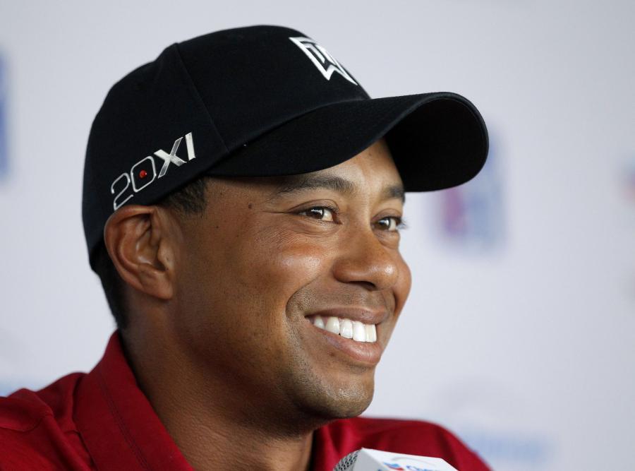 Tiger Woods. W 2009 do romansów z golfistą publicznie przyznało się 13 kobiet