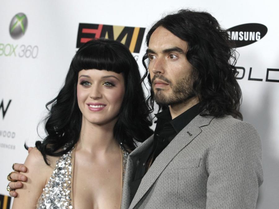 Katy i Russel