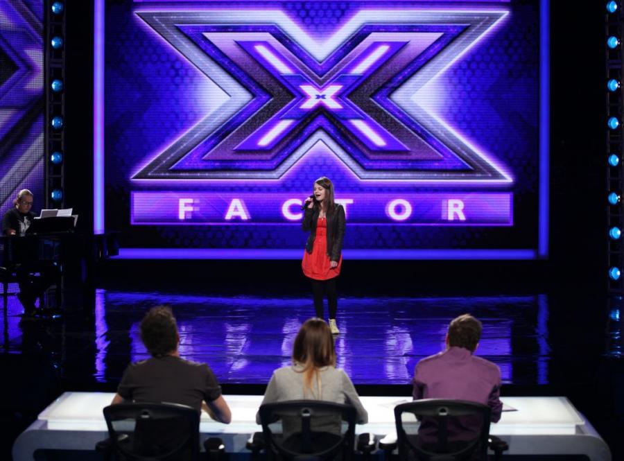 """Program """"X Factor"""" zadebiutował w polskiej telewizji w wiosennej ramówce i błyskawicznie podbił serca widzów"""