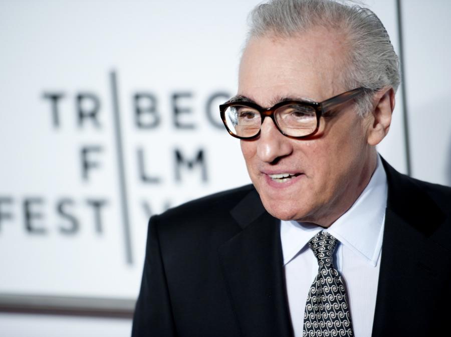 3. Martin Scorsese (9/1)