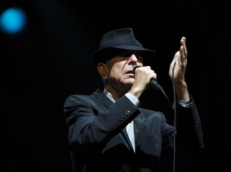 Leonard Cohen wyruszy w światową trasę koncertową