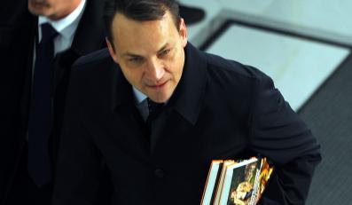 Minister Sikorski wie, kiedy będziemy płacić euro