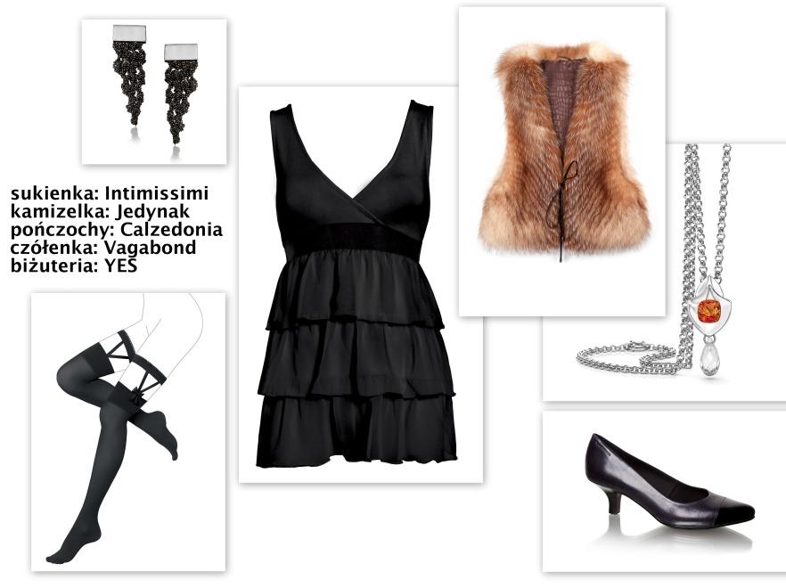 Oto, jak się ubrać na Andrzejki 2011.